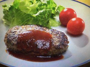きょうの料理ビギナーズ ハンバーグ