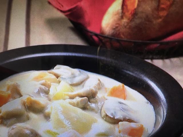 【きょうの料理ビギナーズ】クリームシチュー レシピ