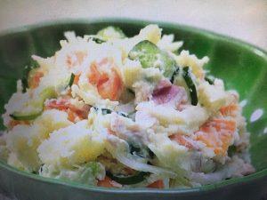 【きょうの料理ビギナーズ】ポテトサラダ レシピ