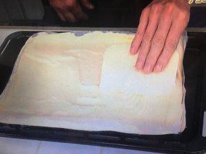 きょうの料理 チョコクリームのロールケーキ