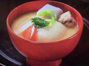 【NHKきょうの料理】お雑煮・黒豆・栗きんとん レシピ