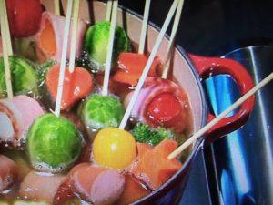 【世界一受けたい授業】鍋レシピ~アーモンドミルク鍋・モッツァレラしゃぶしゃぶなど