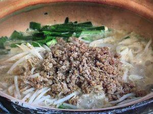 【NHKきょうの料理】もやしタンタン・帆立てのトロトロ湯豆腐・白菜と豚肉のチーズ鍋