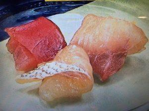 【得する人損する人】余った刺身は水洗い&塩・酒もみ、味噌漬けで絶品に!