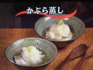 【キューピー3分クッキング】かぶら蒸し レシピ