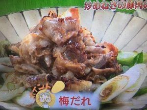 【きょうの料理ビギナーズ】炒めねぎの豚肉のっけ&ねぎと鶏肉の串揚げ