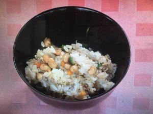 上沼恵美子のおしゃべりクッキング 大豆の五目混ぜごはん