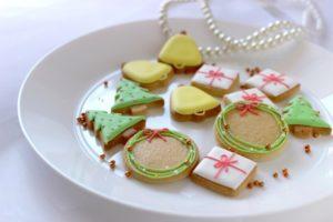 簡単にできる!アイシングクッキーの作り方&クリスマス デザイン集