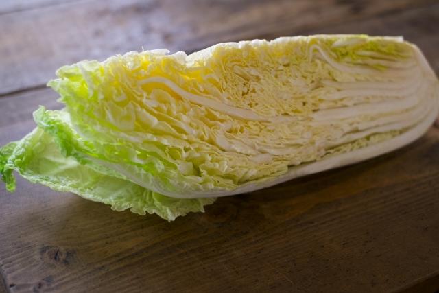白菜 栄養 画像