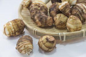 下ごしらえ&レンチン皮むきで里芋を簡単に冷凍保存する方法