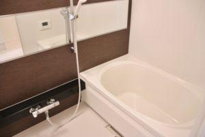 お風呂の天井や壁にできた黒カビがスルスル取れる掃除方法&カビ予防対策