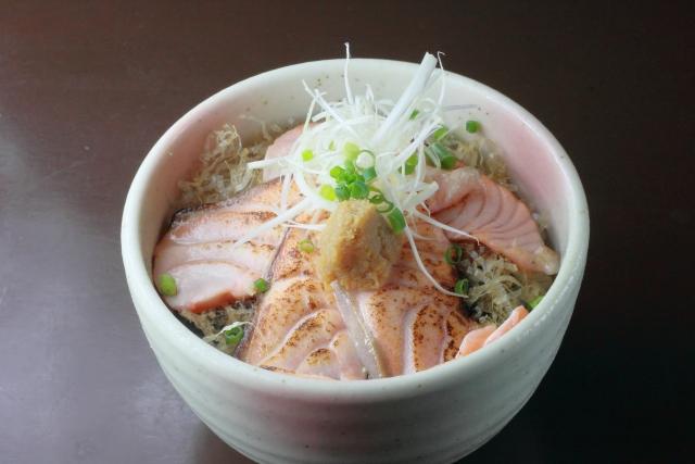 あさイチ サラダフィッシュ 混ぜご飯 画像