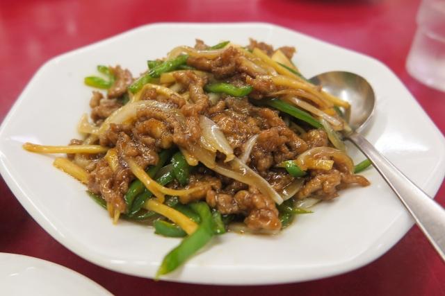 有吉ゼミ きゅうり青椒肉絲 レシピ 画像