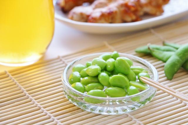 男子ごはん 枝豆の花椒炒め レシピ 画像