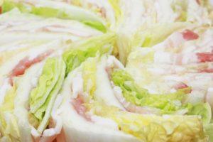 冷製ロール白菜の作り方。冷やして食べられる夏レシピ。