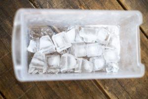 あさイチ 冷蔵庫の自動製氷機&給水タンク 掃除方法。クエン酸でカビを予防。