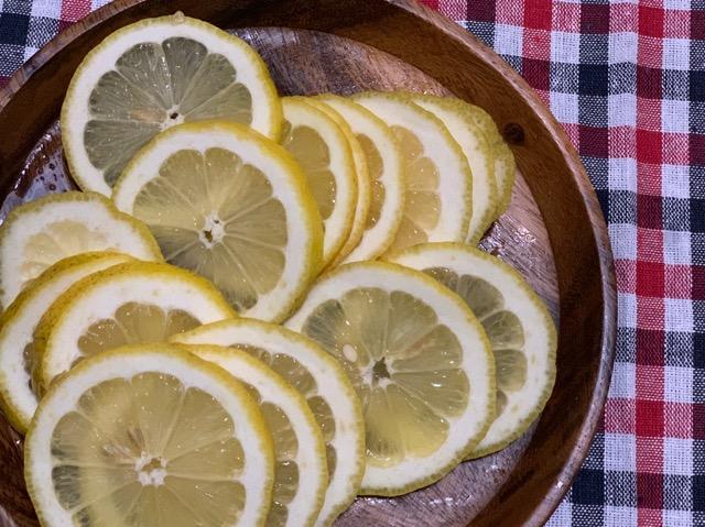 レモン酢 作り方 画像