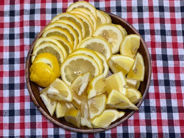 レモン塩 作り方 画像