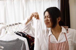 洗濯物やタオルの生乾き臭の取り方。家で簡単にできるゾンビ臭を消す方法。