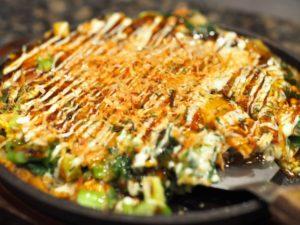あさイチ 長芋でとろっ!小麦粉なしのお好み焼き 相撲部屋レシピ