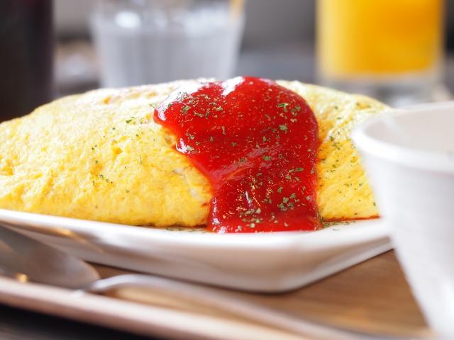 ヒルナンデス 冷凍焼きおにぎり オムライス レシピ 画像