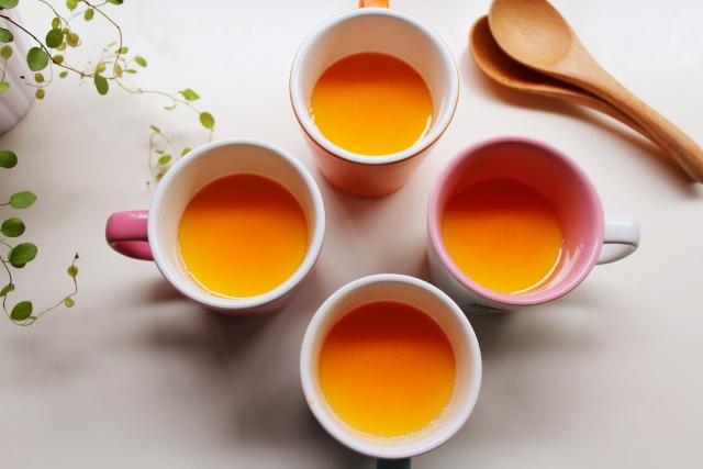 ごごナマ ゆず茶 レシピ 画像