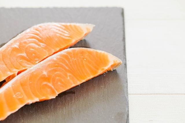 男子ごはん 焼鮭とクリームチーズののっけ飯 レシピ 画像