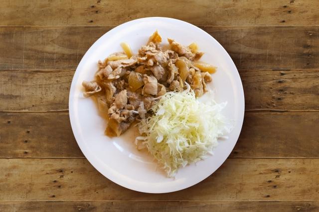 豚のしょうが焼き めんつゆ 簡単 レシピ 画像