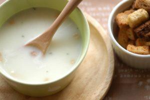 ポークトマト豆乳スープのレシピ。ATSUSHIの魔法の美腸スープ。