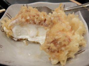 【ヒルナンデス】ザーシンナイの作り方。牛乳を使った天ぷらのデザート。