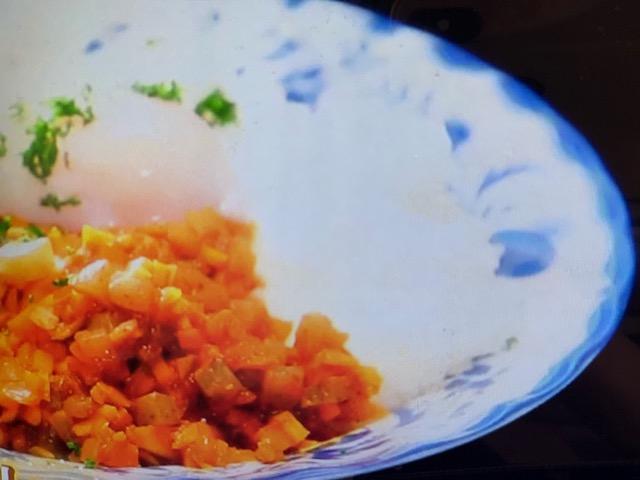 氷こんにゃく キーマカレー レシピ 画像