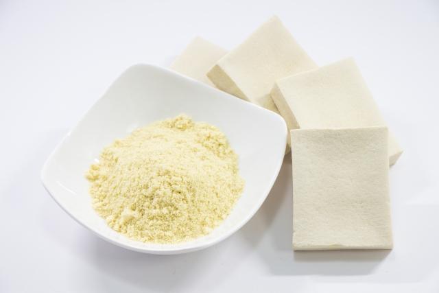 高野豆腐ダイエット パウダー レシピ 画像