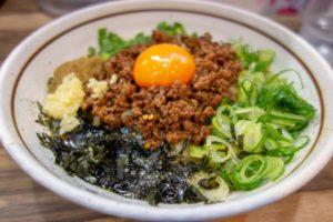 【マツコの知らない世界】カレー味の台湾まぜそば レシピ