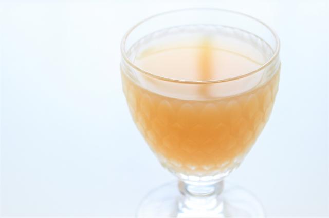 【あさイチ】梨と甘酒のスムージーの作り方。便秘解消に効果的。
