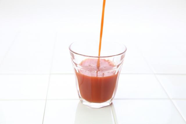 教えてもらう前と後 トマト甘酒 レシピ 画像