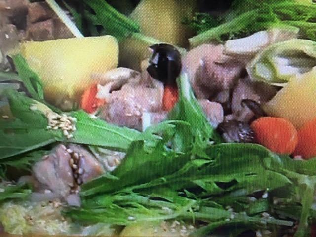 あさイチ ザックリ焼き レシピ 画像