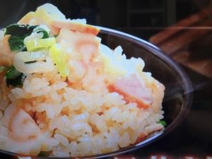 【ヒルナンデス】ラーメンスープで作る炊き込みご飯の作り方。南極シェフのリメイクレシピ。