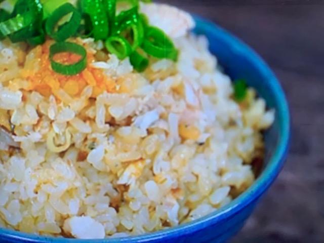 ヒルナンデス さんまの丸ごと炊き込みご飯 レシピ 画像