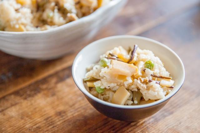 ヒルナンデス 炊き込みご飯 レシピ 画像