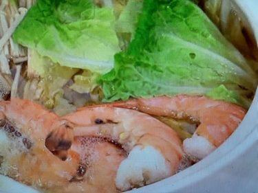 出汁いらずの小鍋レシピ。浜内千波さんのレシピ。