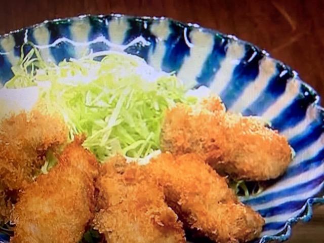 カキフライ レシピ 画像
