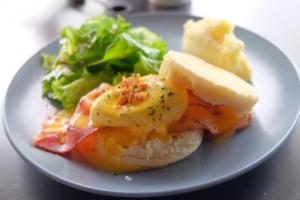 エッグベネディクト&ソースの作り方。あさイチのレシピ。