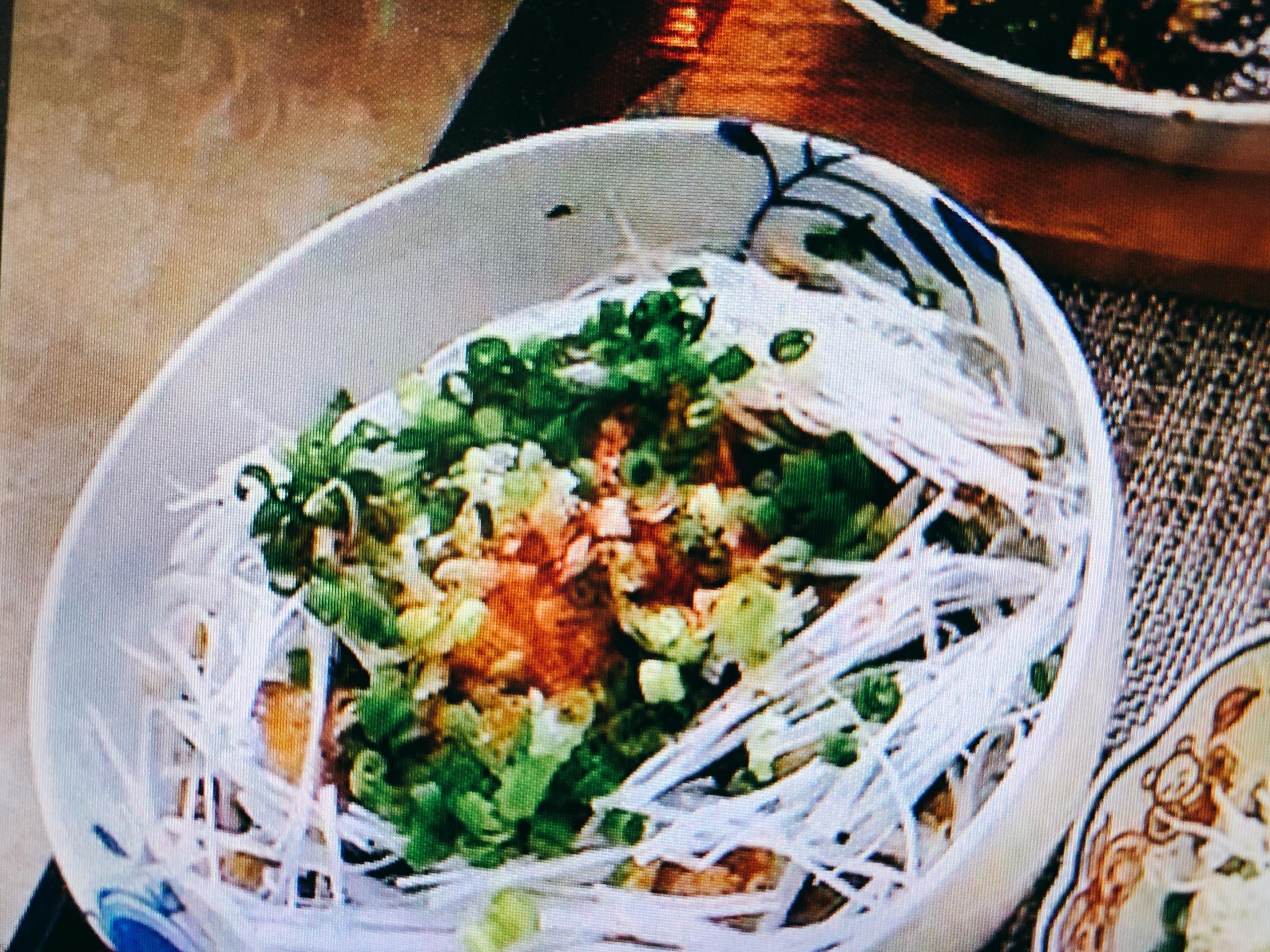揚げ玉&肉ニラ炒め丼 IKKO レシピ 画像