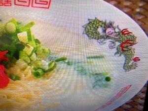 業務田スー子さんの豚骨風ラーメンレシピ。ヒルナンデス。