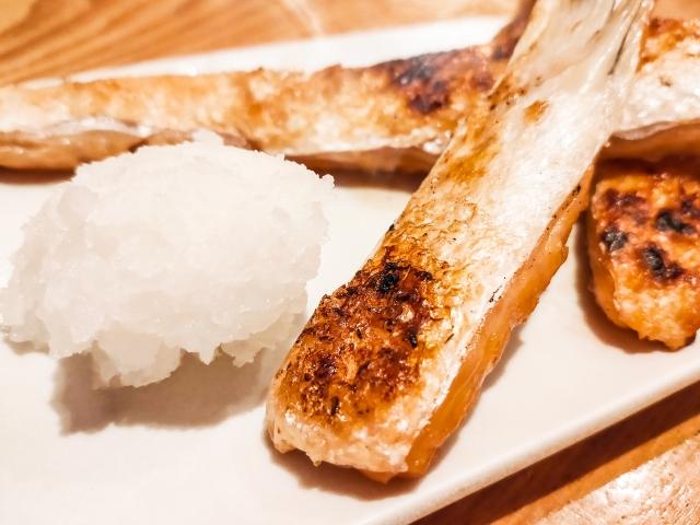 鮭の焼き方 グリル 画像