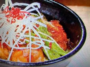 鶏のにんにく醤油焼き丼 レシピ。家事ヤロウ。