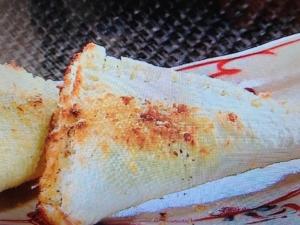 焼きカレーパンのレシピ。教えてもらう前と後で話題。