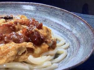 【ヒルナンデス】親子丼風うどん。冷凍うどんのアレンジレシピ。