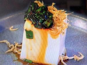 【家事ヤロウ】ニラだれ豆腐。和田明日香さんのレシピ。
