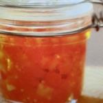 遠藤香代子 レシピ トマトの塩漬けオイル ヒルナンデス 画像